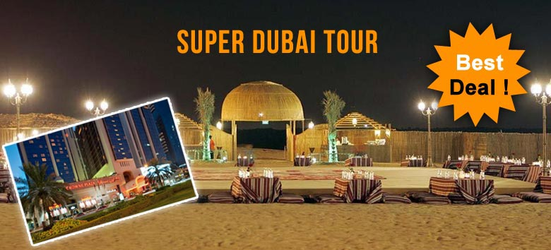 Super Dubai Tour